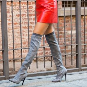 Over the knee gorgeous boots
